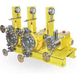 MILROYAL® Series Metering Pumps