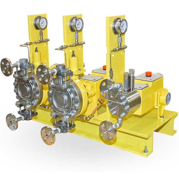 MILROYAL Metering-Pumps