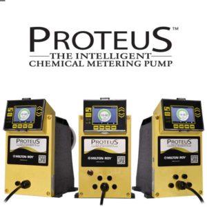 PROTEUS™ Series Metering Pumps