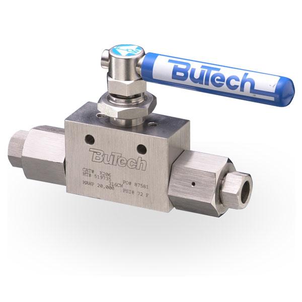 BuTech High-Pressure Valves