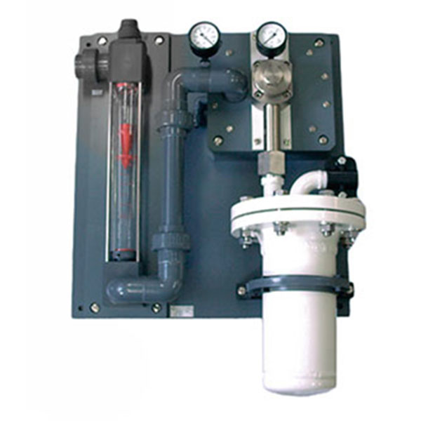 Chlorinaton system MR 50 RC (capacity up to 200 kgh)