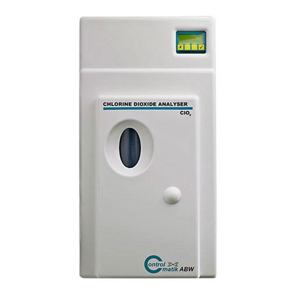 Chlorine-dioxide-analyser