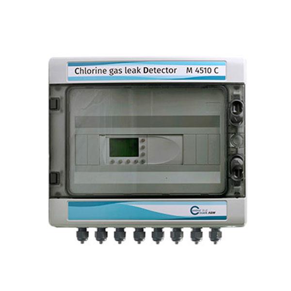 Chlorine-gas-leak-detector