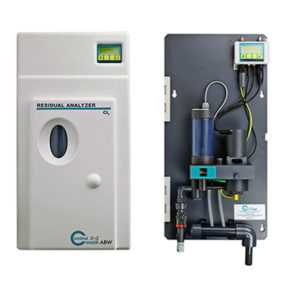Free Chlorine analyzer M 1035 C (Gold & Copper electrodes)