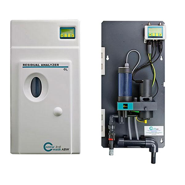 Free-Chlorine-analyzer
