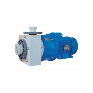 Plastic Close-Coupled Pump