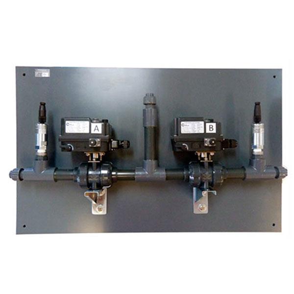 Pressure switchover M 470 C PVC