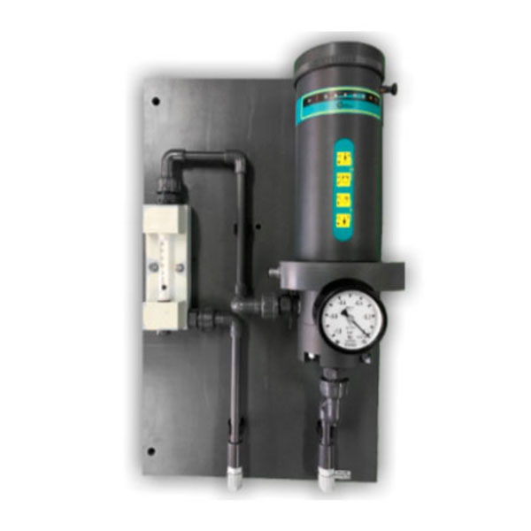 Wall mounted Automatic chlorinator M 3603 C