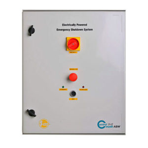 Electric power emergency shut off system M 3800 EPESS