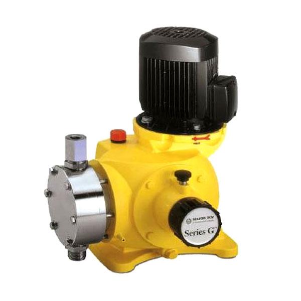 motor driven pumps