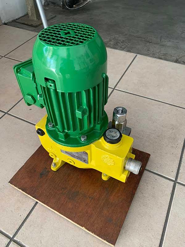 Refurbished pump